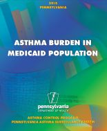 2010 Asthma Burden in Medicaid Population Cover2